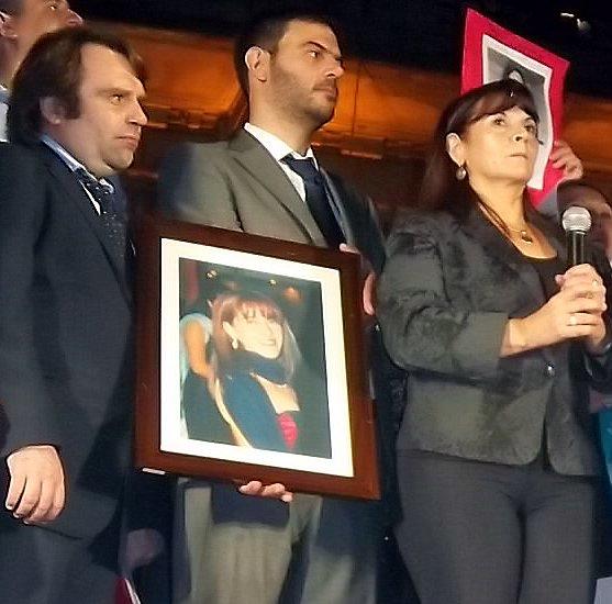Susana Trimarco, Dr. Garmendia y D'antona