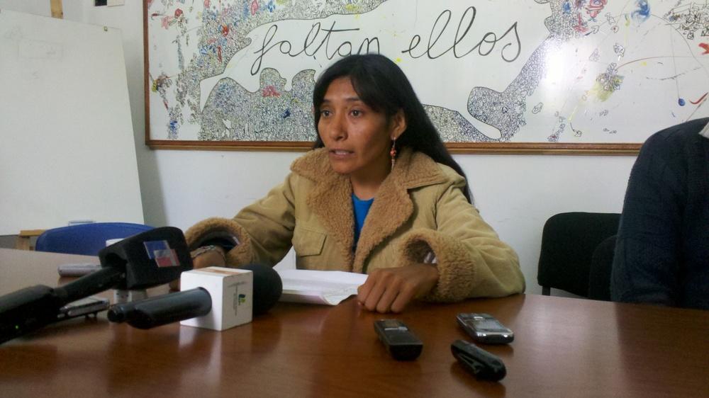 Cacique Lila Delgado