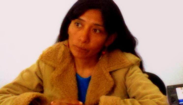 Cacique Lilia Delgado