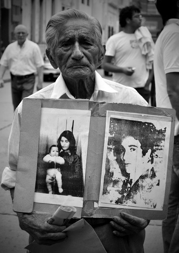 Francisco Díaz y las fotografías de sus hijos | Por Bruno Cerimele