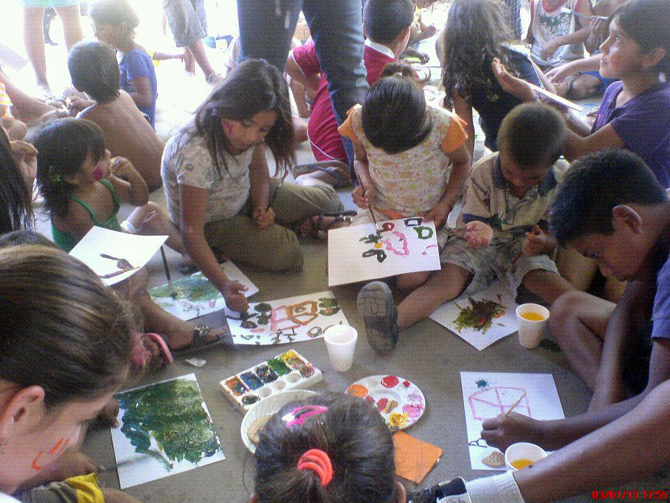 Fotografía cortesía de Fundación Manos Abiertas
