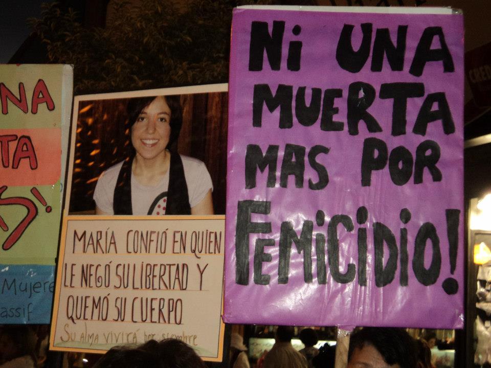 Fotografía de Marianella Triunfetti | Colectivo La Palta