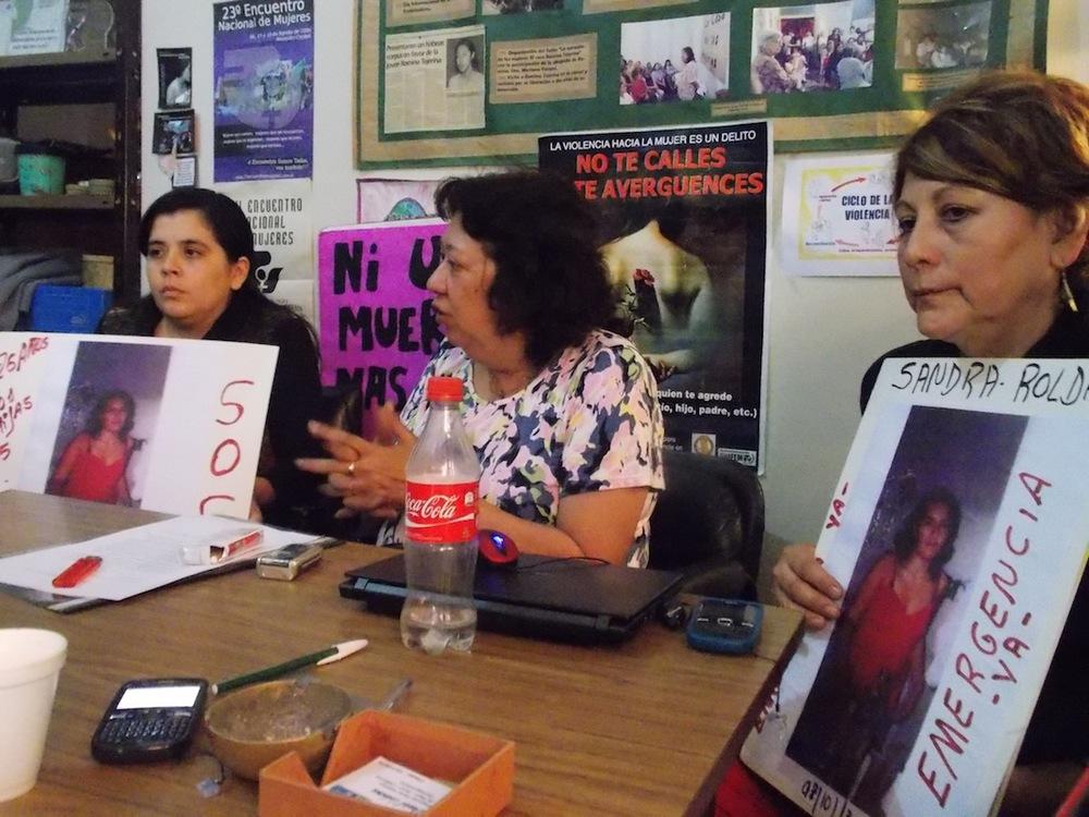 Violencia de género - Casa de Mujeres