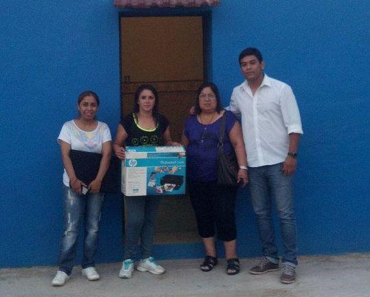 Fotografía cortesía de Yo Reciclo Solidario