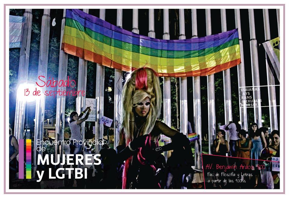 Fuente:  Encuentro Provincial de Mujeres y LGTBI