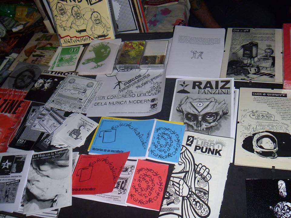 Fotografía de  Fanzines Tucumanos