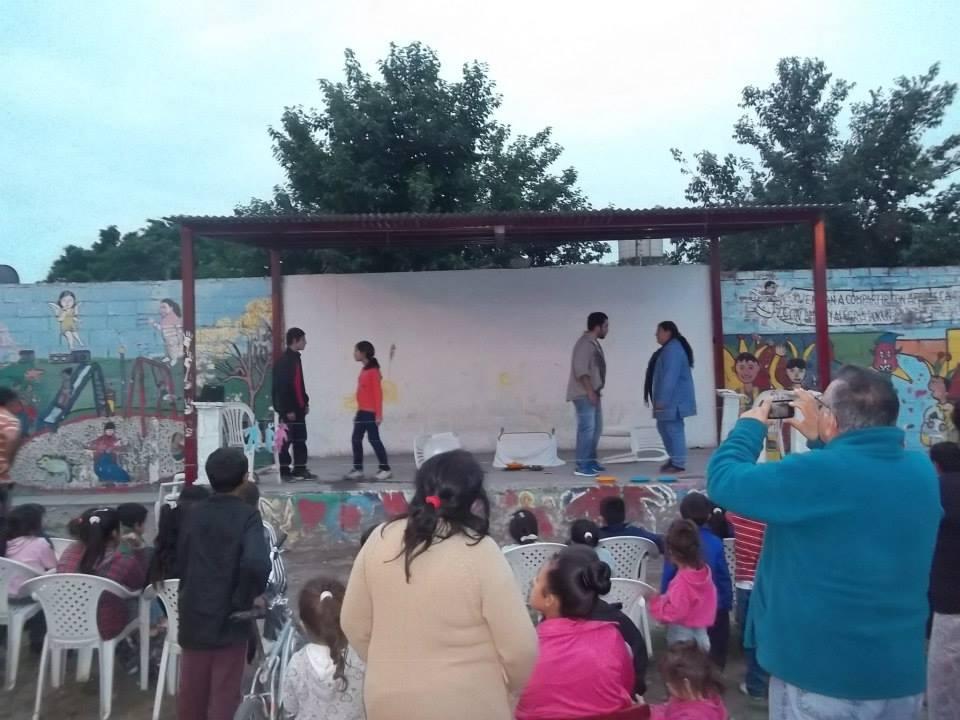 Fotografía cortesía de Teatro de Barrios