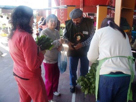 Fotografía de Agencia Agricultura Urbana y Periurbana del INTA