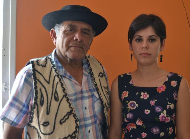 Francisco Chaile y Belén Leguizamón | Fotografía: Marianella Triunfetti