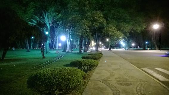 Parque 9 de Julio | Fotografía: Bruno Tórtola