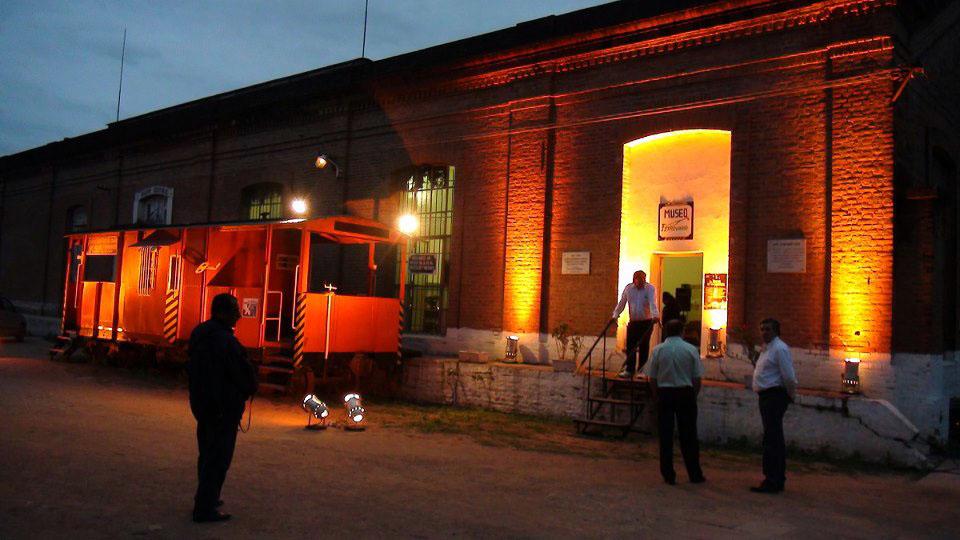 Fotografía cortesía deAsociación Amigos del Museo y los Talleres Ferroviarios
