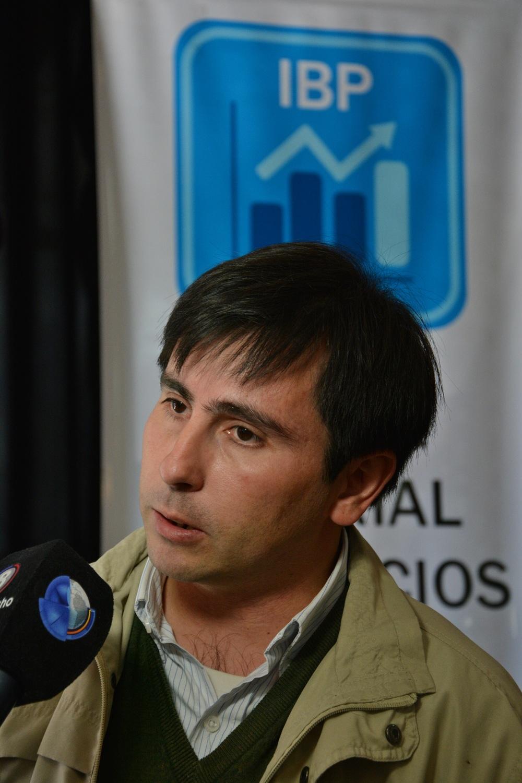 Ernesto Gomez Rossi, director del ISEPCi | Fotografía de ignacio lópez isasmendi
