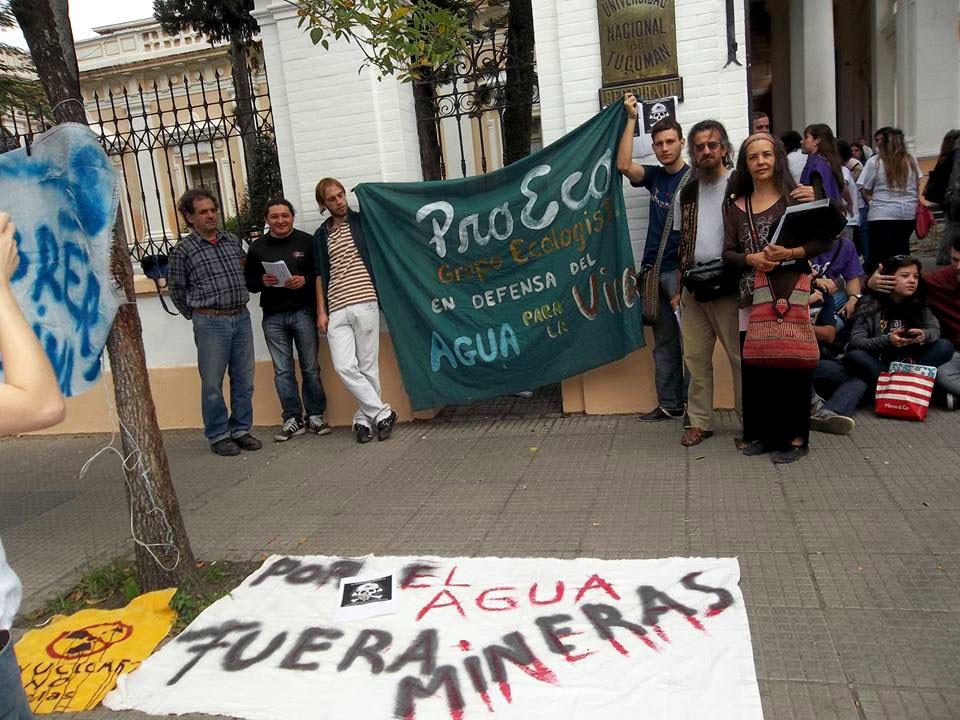 Fotografía cortesía del grupo pro eco