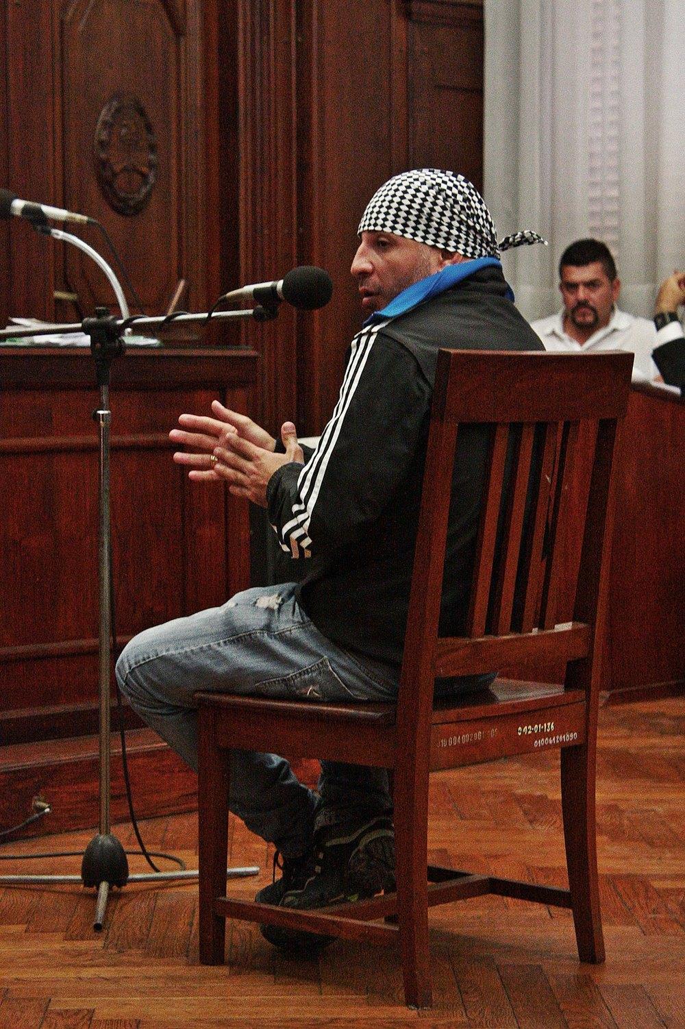 """Marcelo López relató todo lo sucedido aquella noche del 2011. """"Ismael pedía que dejen de pegarme porque yo tengo platino en la cabezá"""", declaró."""