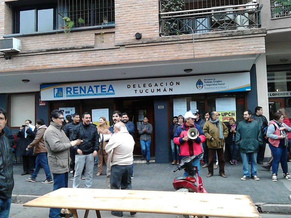 RENATEA Tucumán
