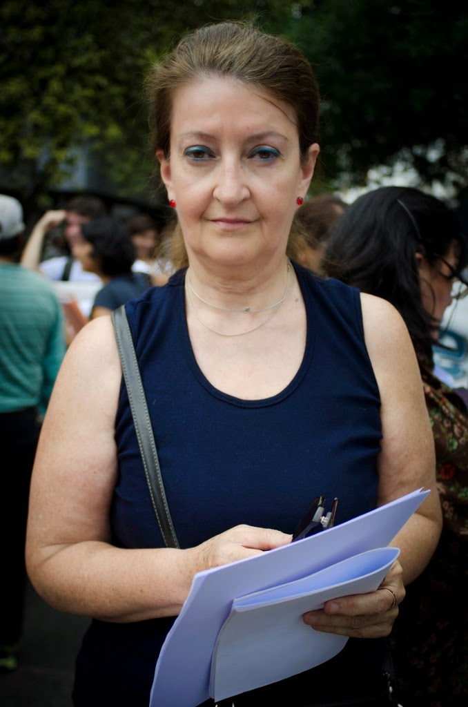 Marta Rondoletto | Fotografía gentileza de Mikaela Domínguez