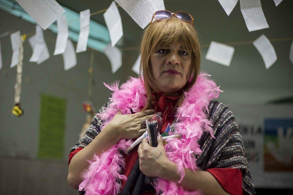 Susy Shock en el CETRANS (Tucumán) | Fotografía de Elena Nicolay