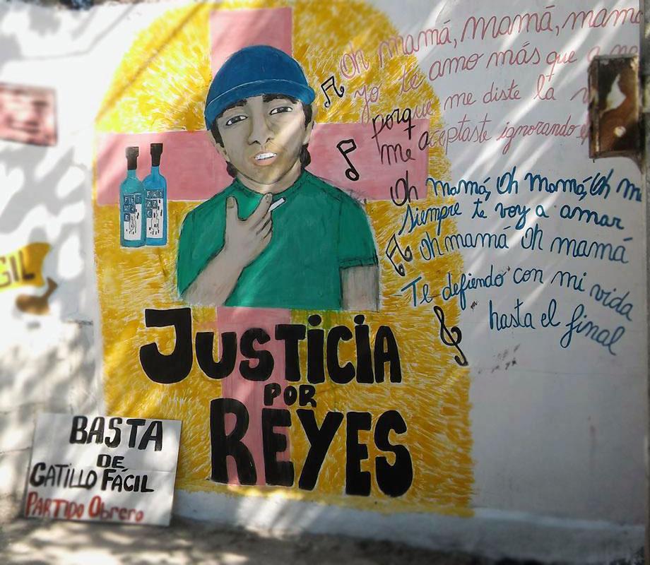 Fotografía: Mesa Justicia por Reyes