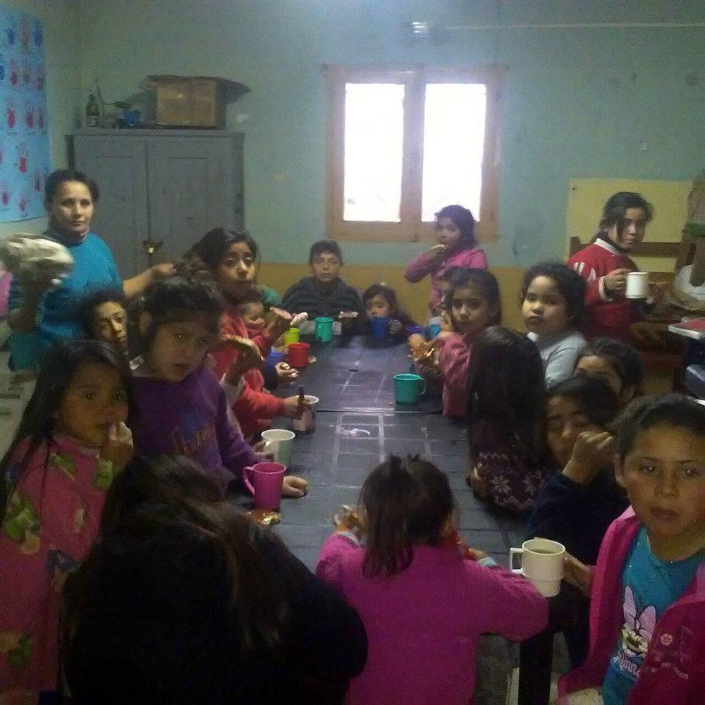 Fotografía cortesía de Cocina Comunitaria Mujeres Luchadoras de Calpini
