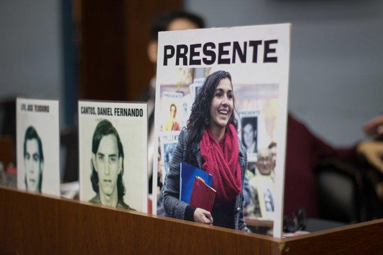 Natalia Ariñez, presente | Fotografía de Elena Nicolay
