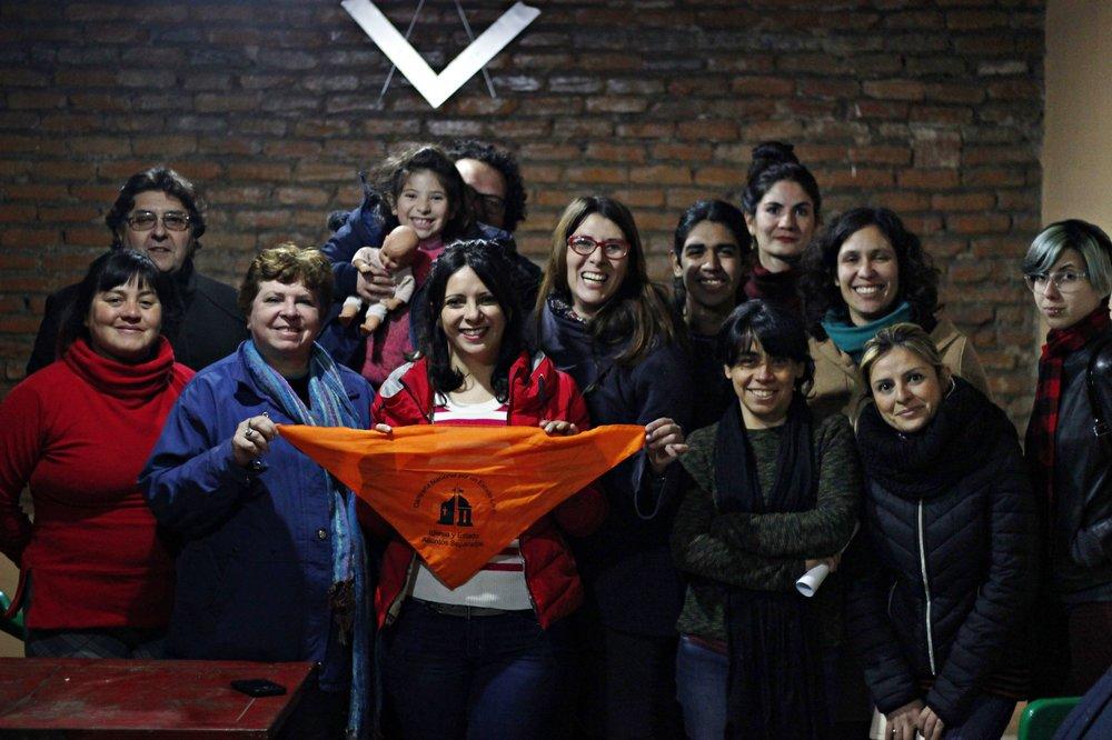 Comisión por la Educación Laica | Fotografía de Ignacio López Isasmendi | La Palta