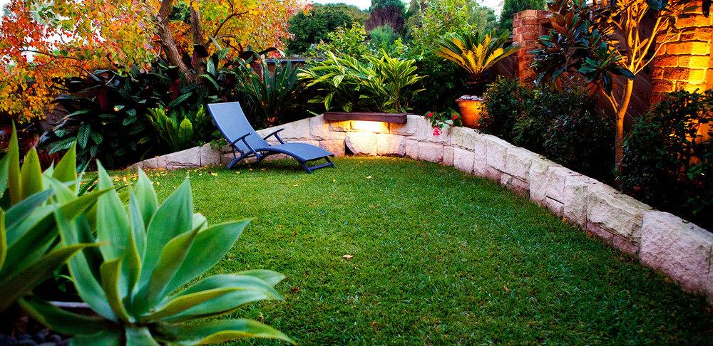 Sydney Garden Design Neutral Bay