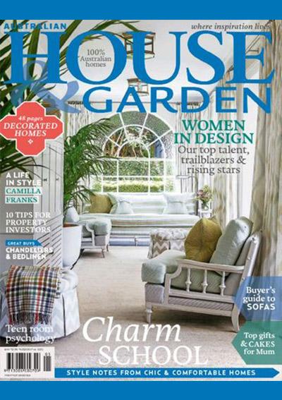 House & Garden May 15