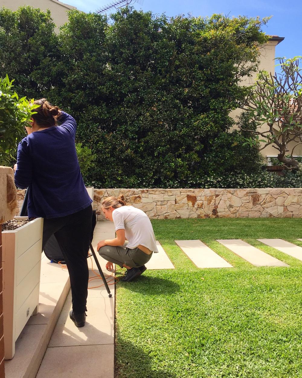 Landscape Design, Construction and Garden Maintenance by Outdoor Establishments