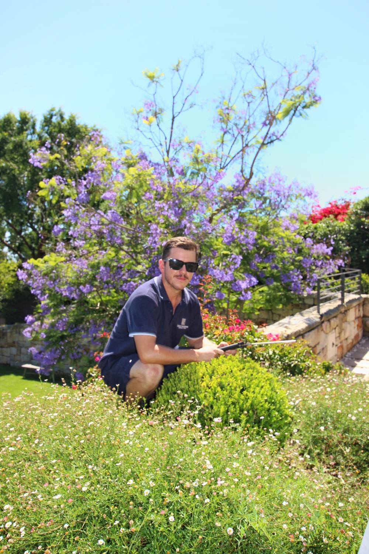 Kyle - Maintenance Manager of Outdoor Establishments Landscape Artists