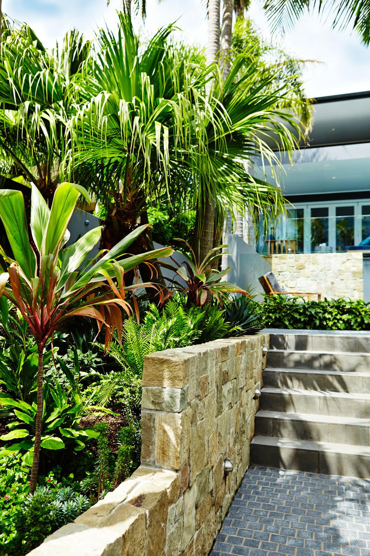 Sydney Tropical Garden Design: Outdoor Establishments