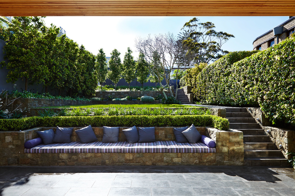 Sydney landscape architecture design landscaping for Formal landscape design