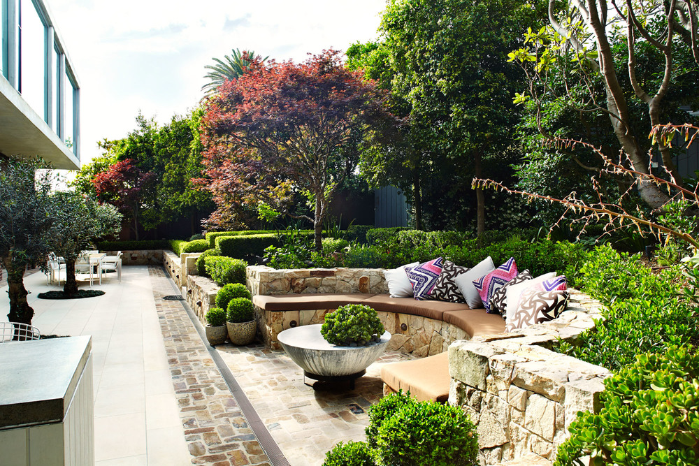 Garden design mosman outdoor establishmentssydney for Garden designs sydney