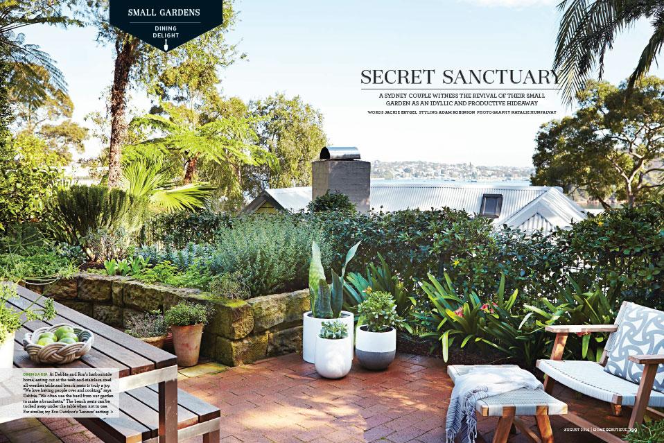Outdoor Establishments Landscape Design McMahons Point
