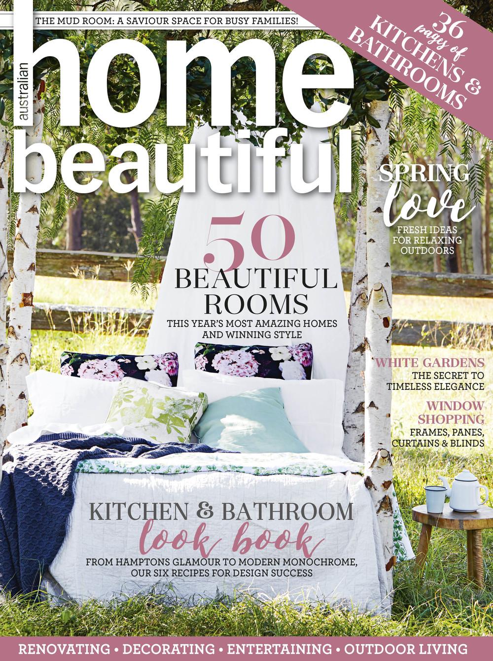 Home Beautiful Magazine September 2016