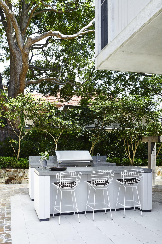 Outdoor Establishments Outdoor Kitchen