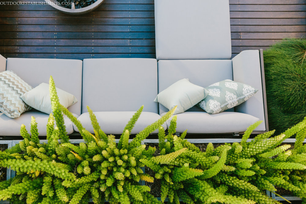 Balcony garden design Outdoor Establishments