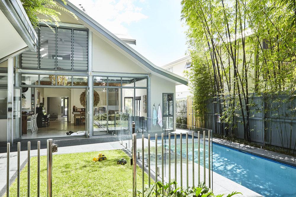 Outdoor Establishments Randwick Pool & Garden landscape design