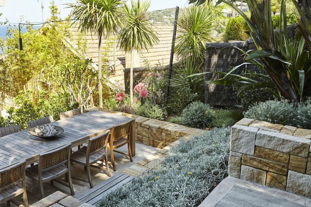 Palm Beach Garden Design Outdoor Establishments