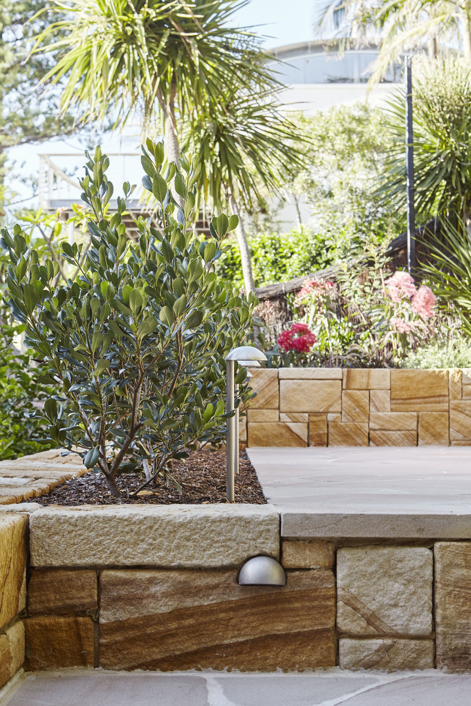 Landscape Design by Outdoor Establishments Coastal Garden, Palm Beach