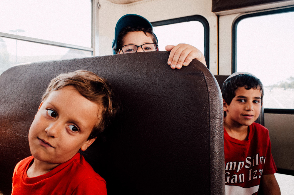 bus faces, 2015