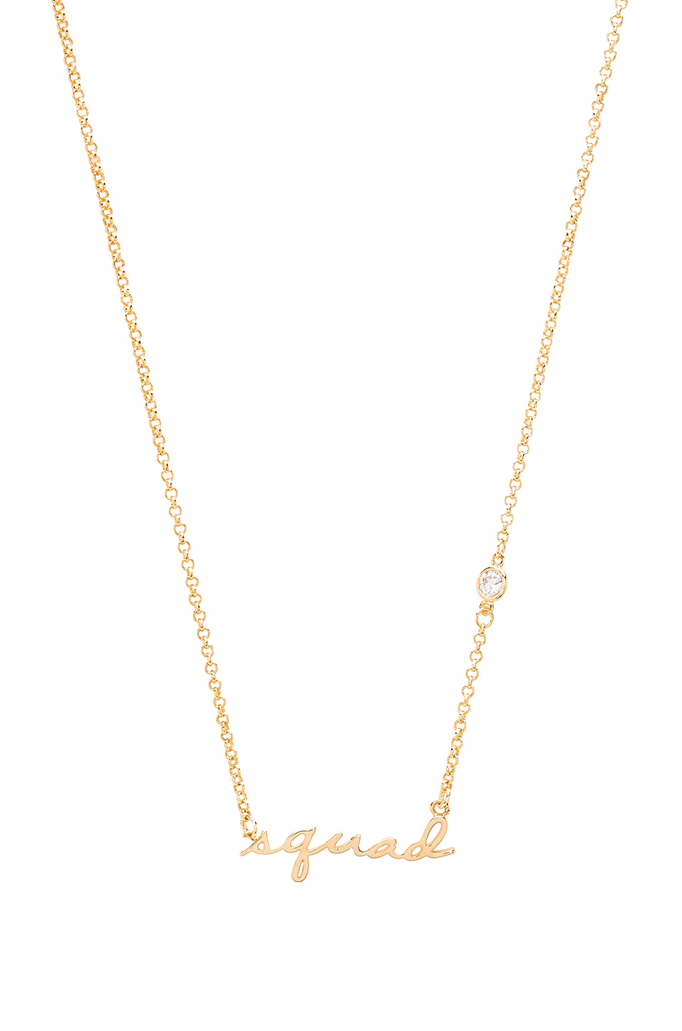 SQUAD NECKLACE - $69