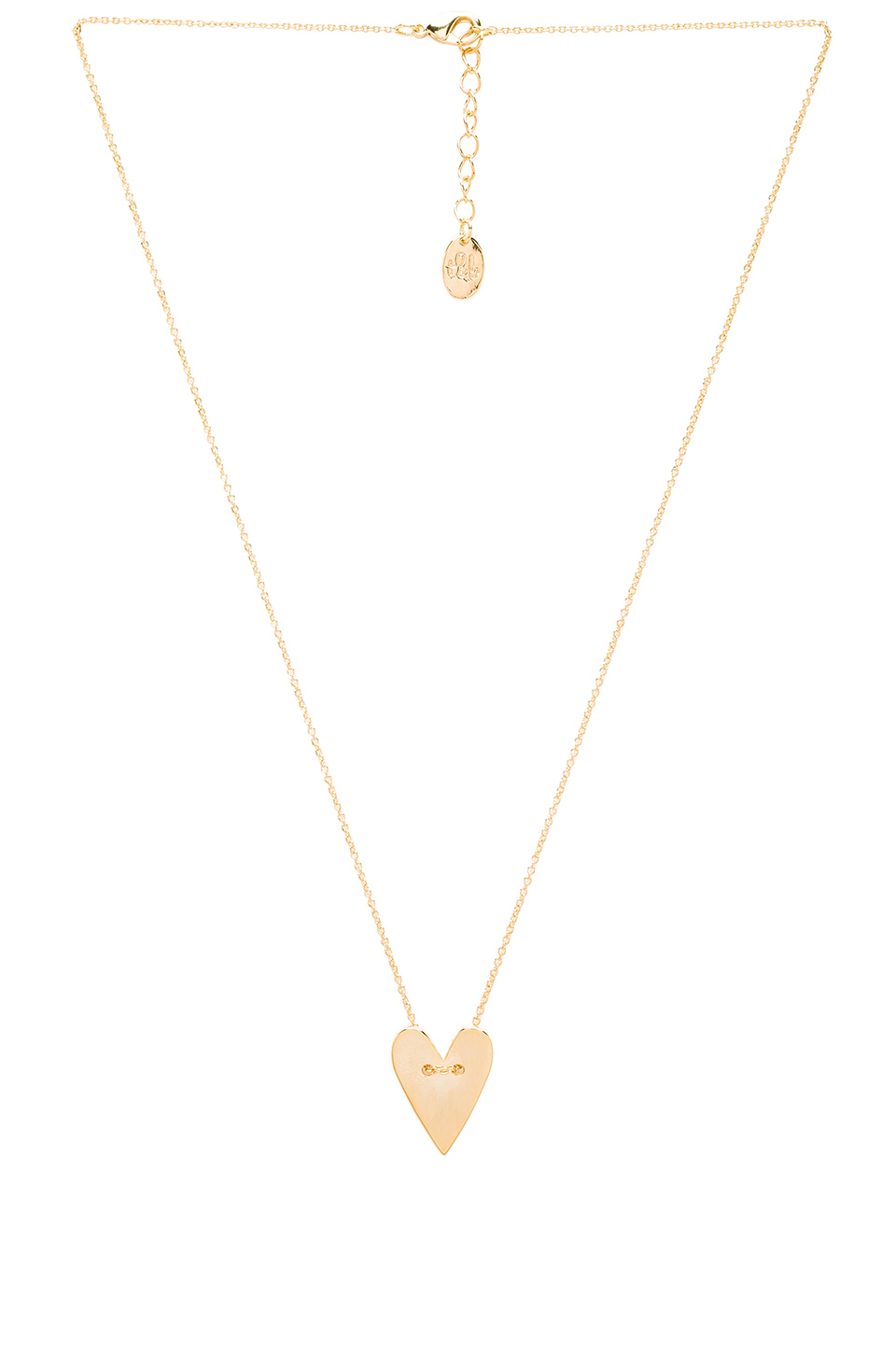 HEART NECKLACE - $65