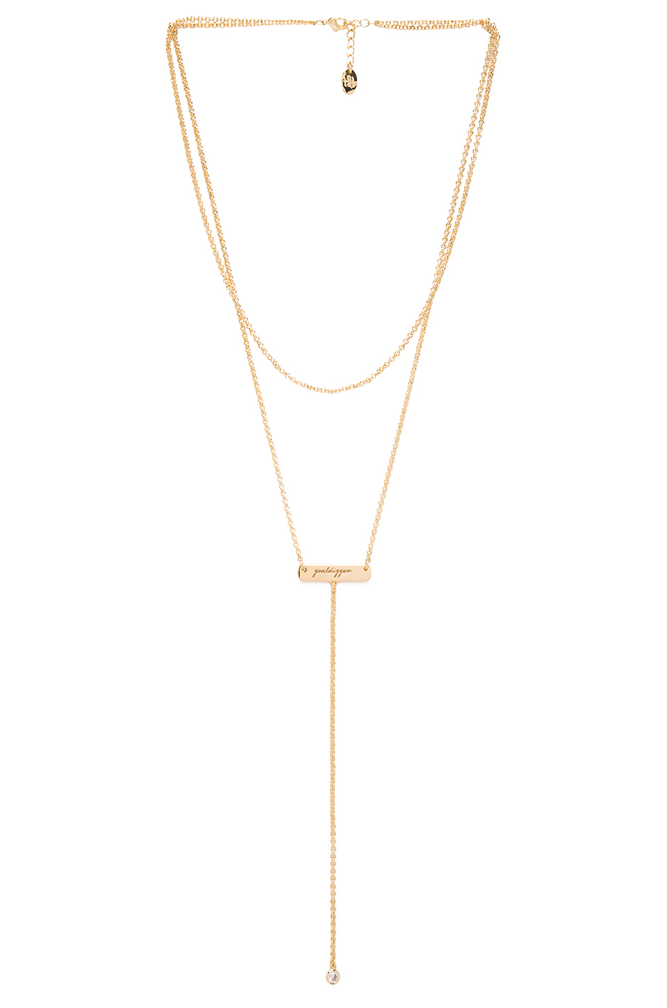 Goal Digger Necklace - $98
