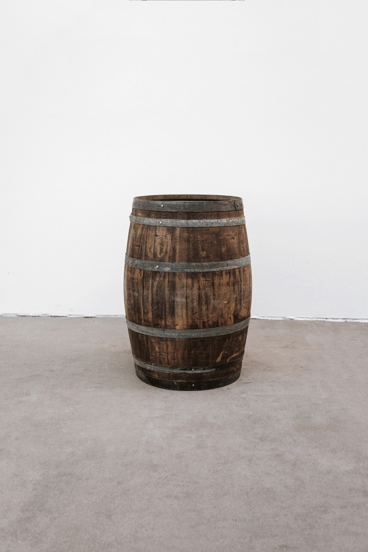 Wine Barrel $50