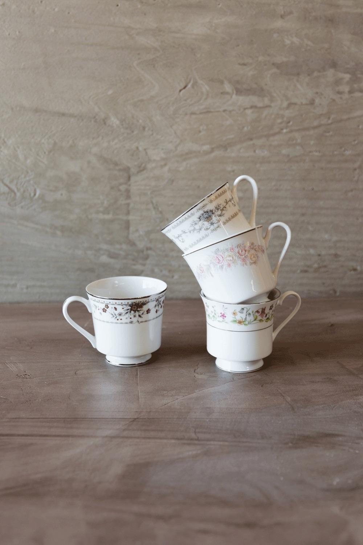 $3/each Tea Cups