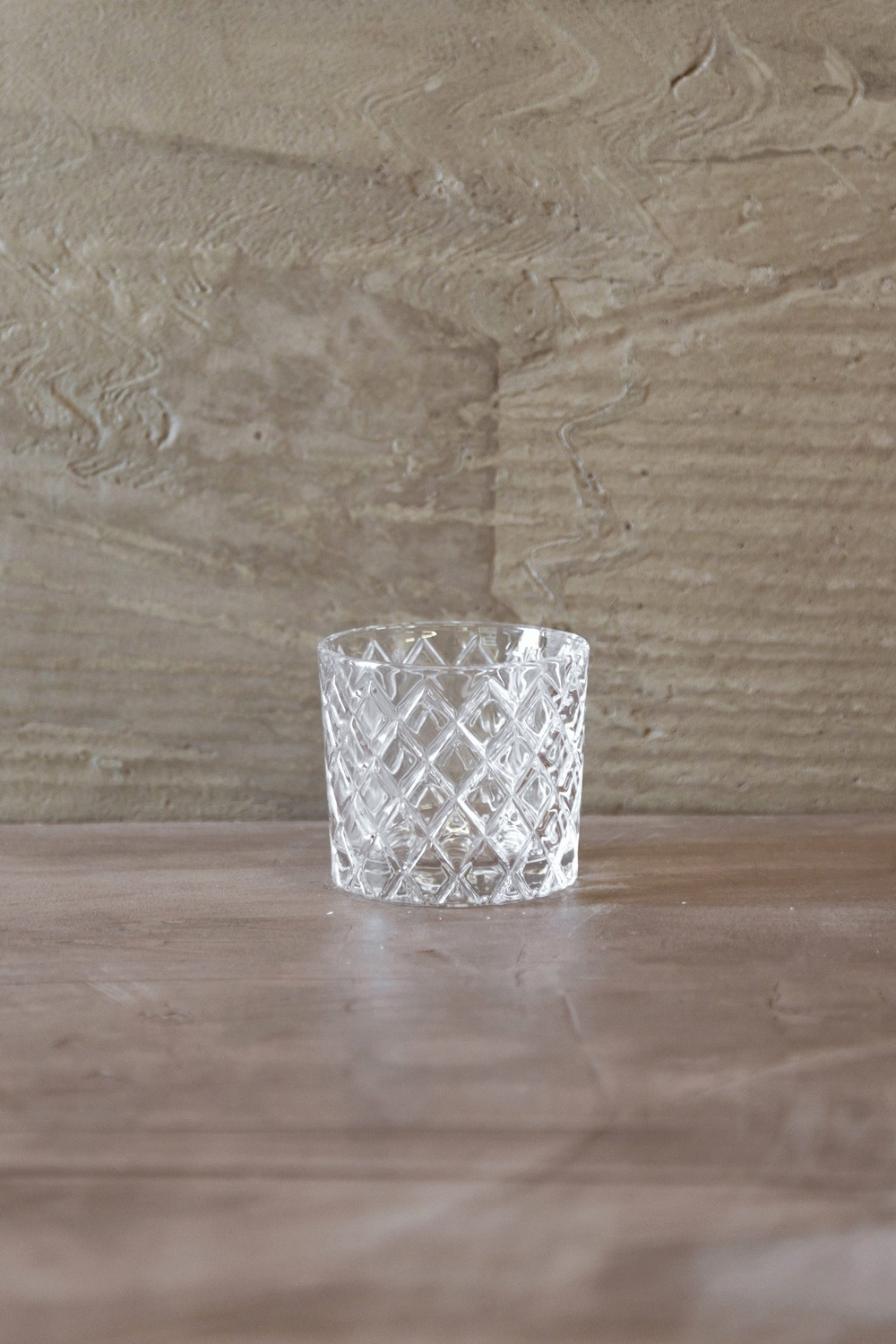 Whiskey Glass $4