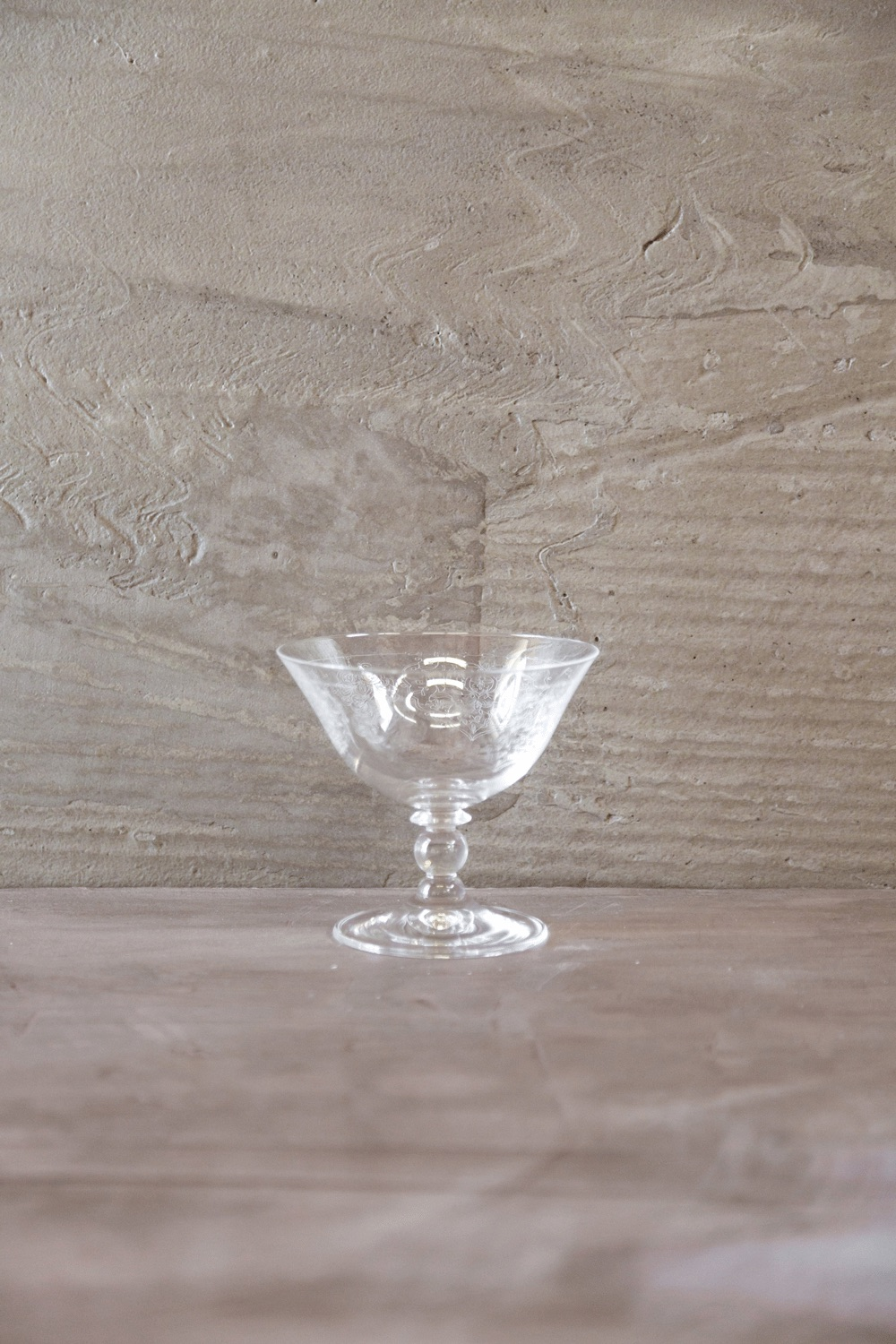$5 Coupe Glass