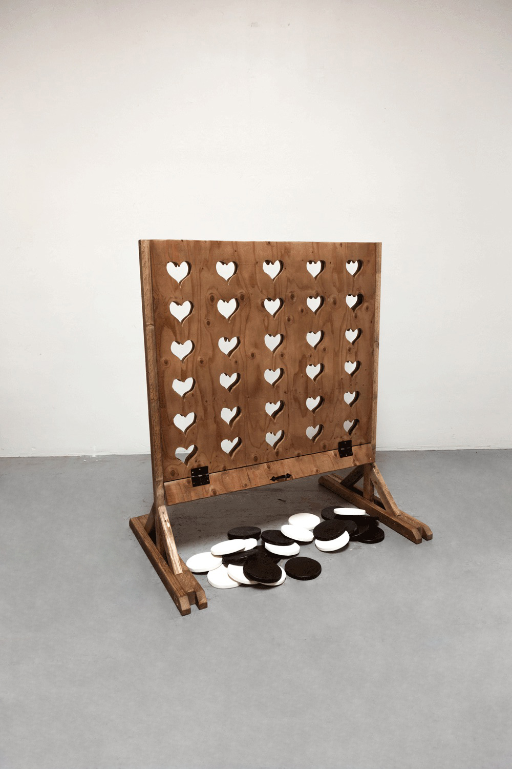 Connect Four (Heart-Shaped) $75