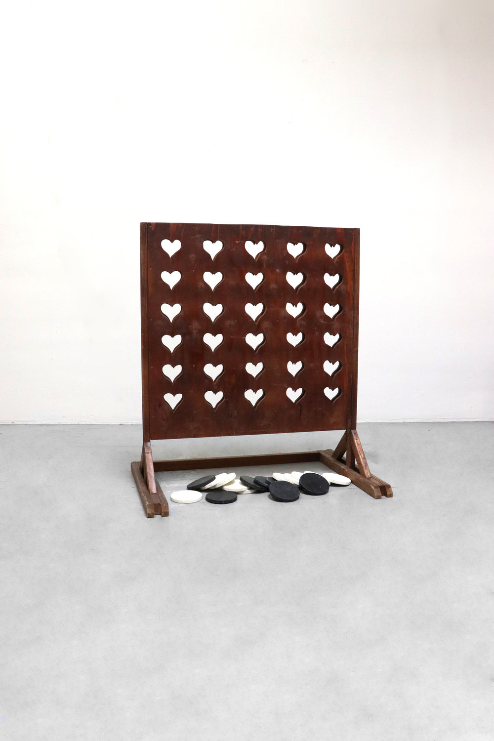 $75 Connect Four (Heart-Shaped)