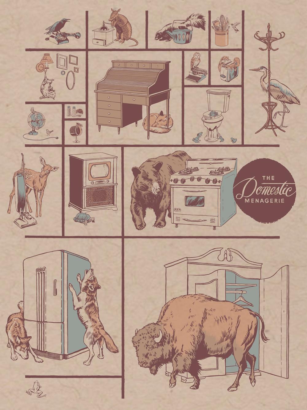 The Domestic Menagerie